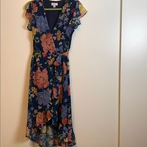 Wrapped Dress